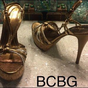 BCBG Heels 9.5